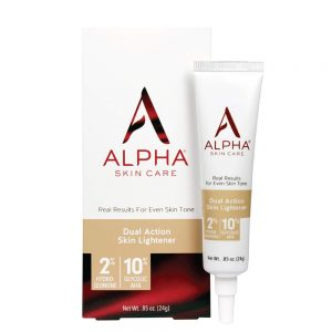 Alpha Skin Care Dual Action