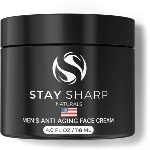 Stay Sharp Anti Aging Face Cream