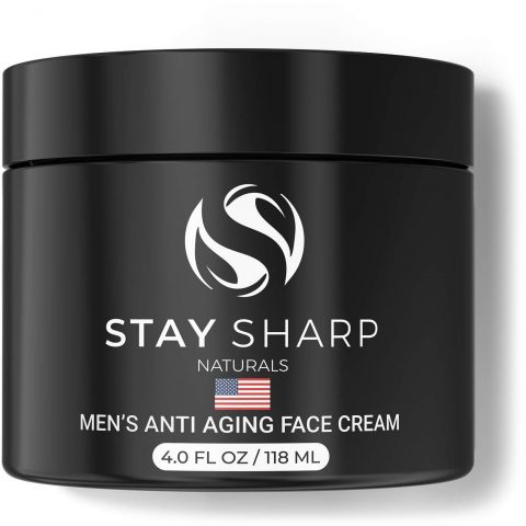 Stay Sharp Naturals Anti Aging Face Cream